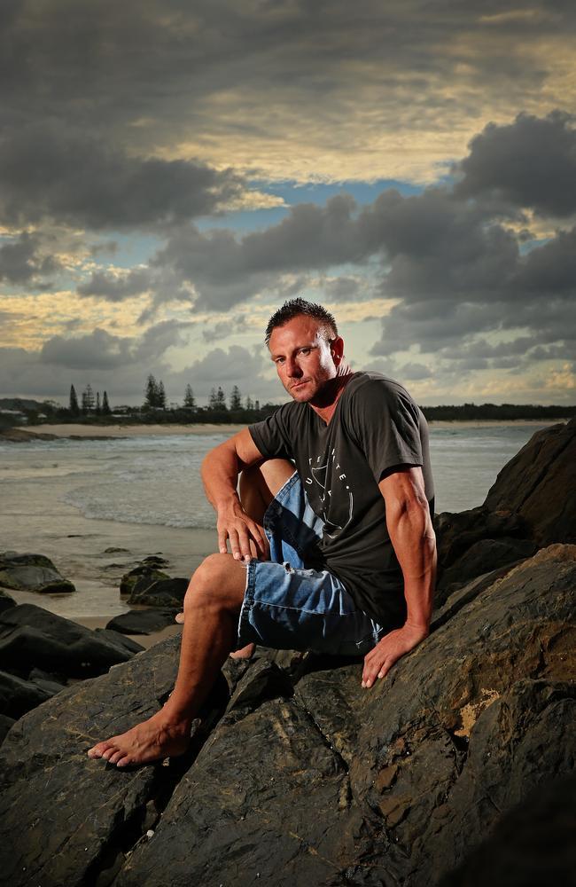 Olympian Nathan Baggaley.