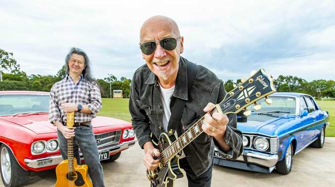 Where you can see Qld's first live drive-in concert