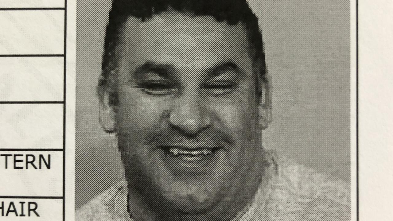 Michael Ibrahim's mugshot.