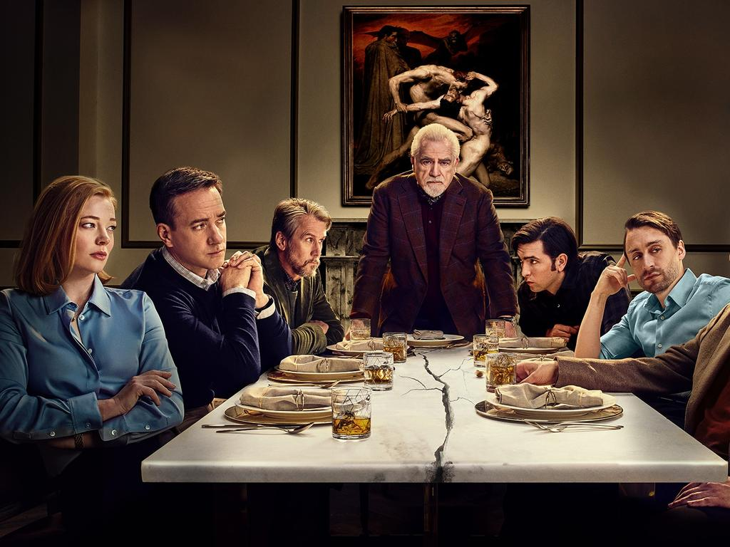 Popular series Succession will hit streaming on Binge.