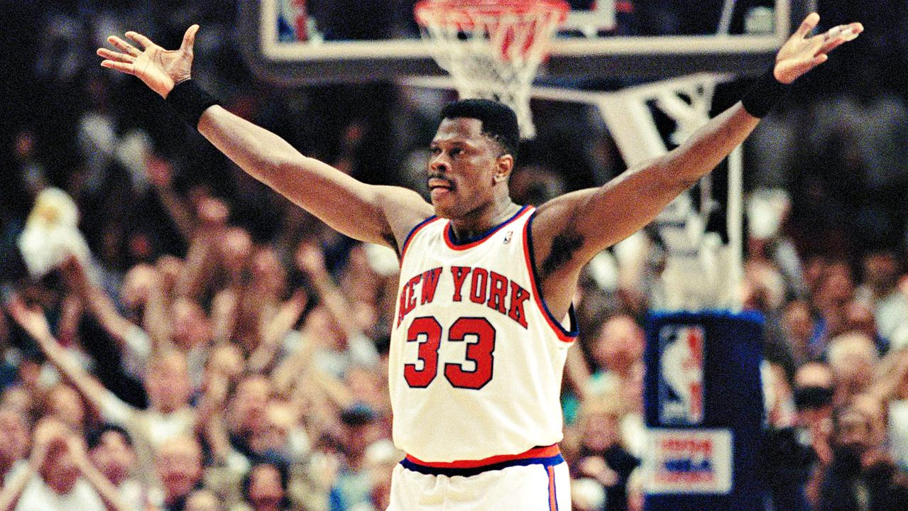New York Knicks legend Patrick Ewing vows to get through this after revealing he is under care for the COVID-19 virus.