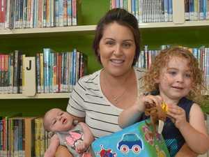 Burnett readers to rejoice as library doors reopen