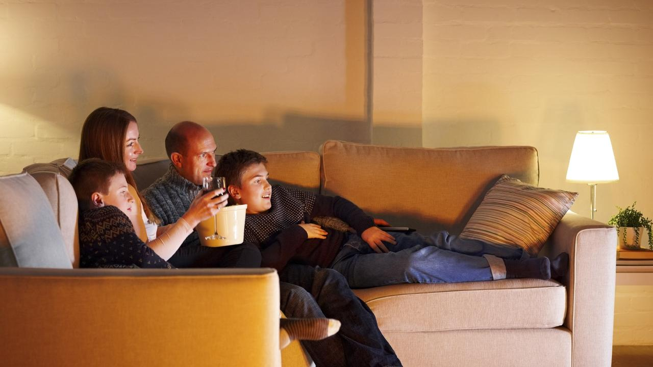 ACTION: Gladstone families have been streaming 455% more movies during lockdown. Picture: iStock