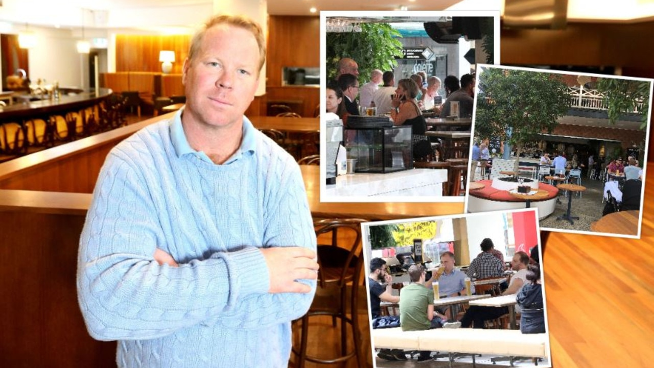 Up to 50 patrons could soon be allowed to dine together in pubs and restaurants as the Palaszczuk Government considers a plea from the hospitality industry.