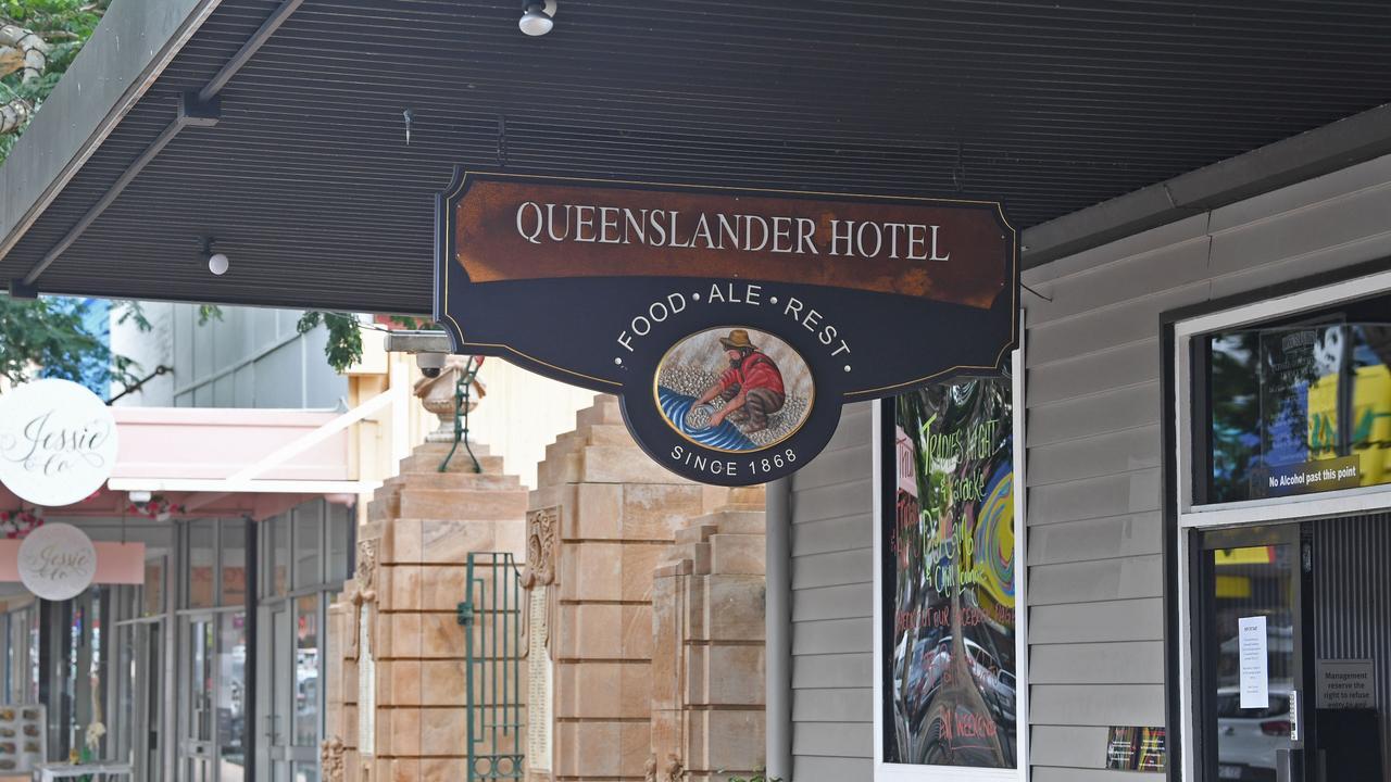 The Queenslander Hotel