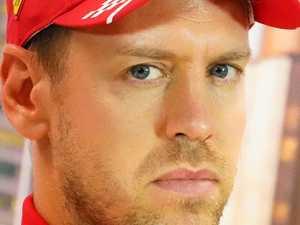 'Burnout' behind Vettel's Ferrari bombshell
