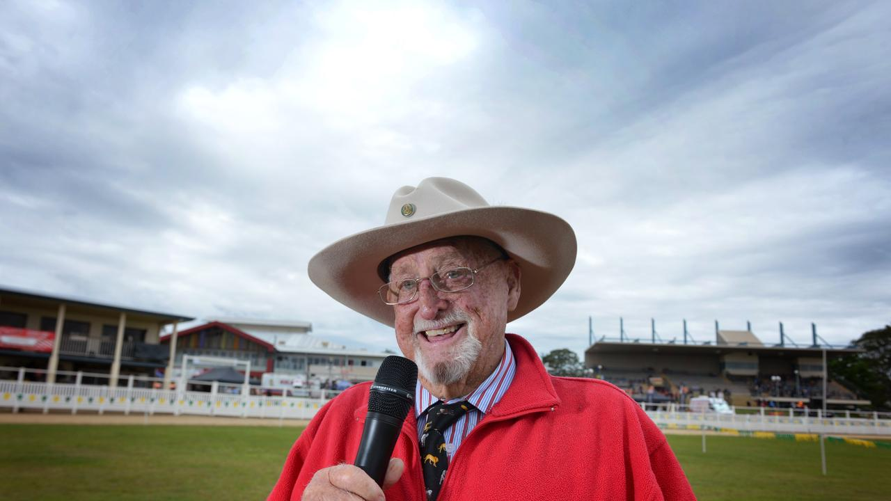 Alain Henderson was the voice of the Gympie Show.
