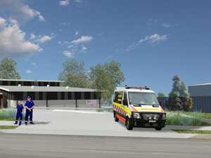 New ambulance station for Coffs