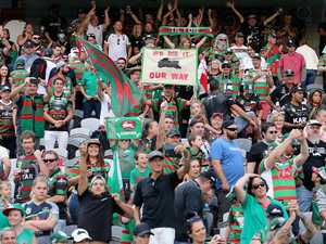 V'landys reveals next NRL mission: get crowds back by July
