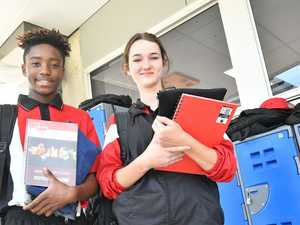 SCHOOL'S IN: Gladstone students head back to the classroom