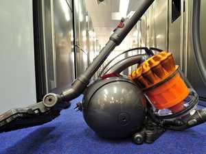 Police nab alleged vacuum cleaner bandit