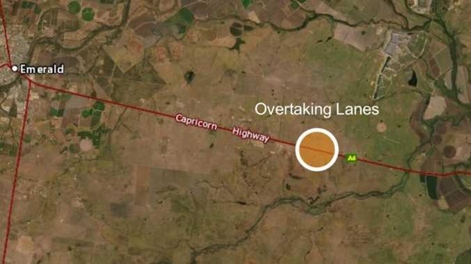 Works start on overtaking lanes on CQ highway