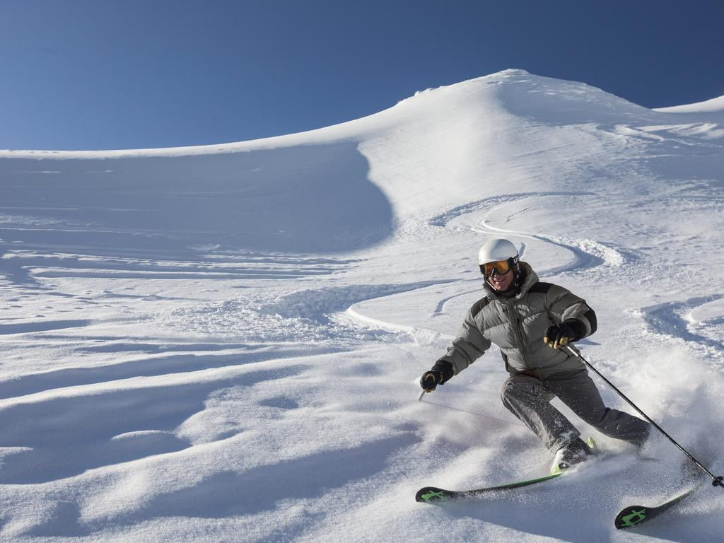 If you live in NSW or Victoria, you may be able to go skiing in New Zealand before surfing in Queensland. Picture: Soho Basin