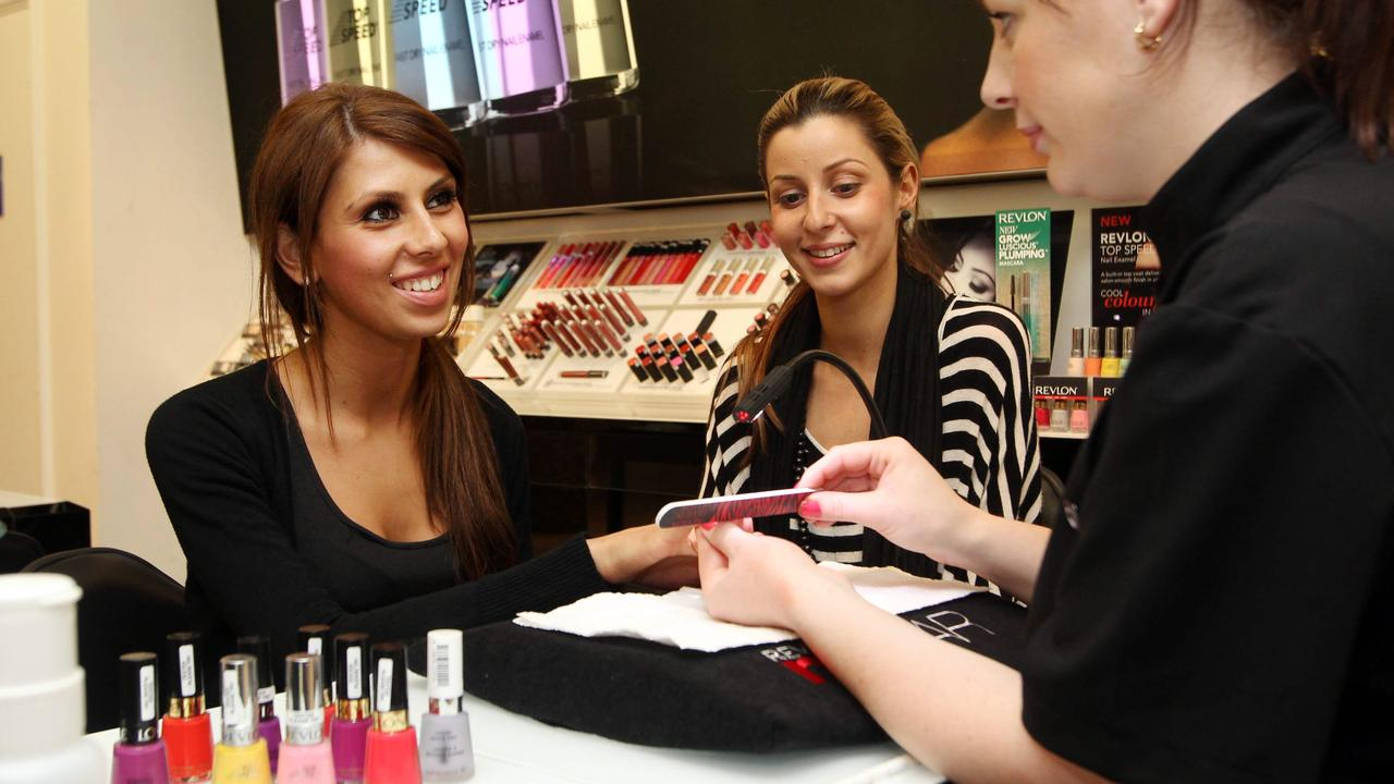 Beauty services will resume in NSW from June 1.