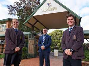 Toowoomba students head back to city classrooms