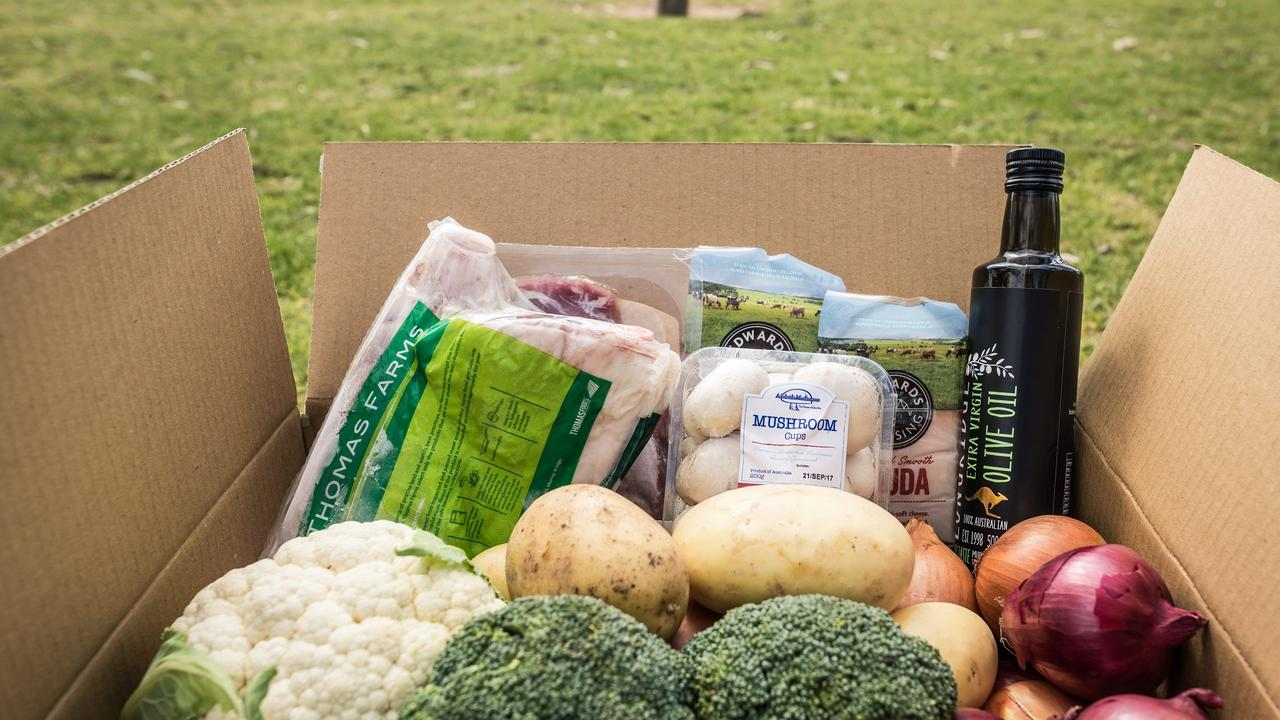 FRESH PRODUCE: Southern Downs producers offering to your door service.