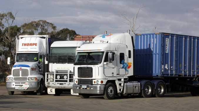 Roadhouse blues for truckies