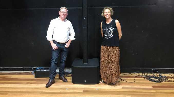 Non-profit theatre gets $200,000 technical and audio upgrade