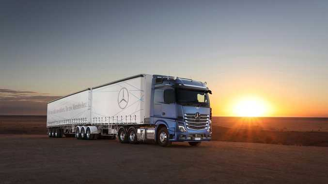 Big Benz rolls out tech to save fuel