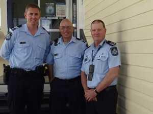 New top cop wants to make a big impact