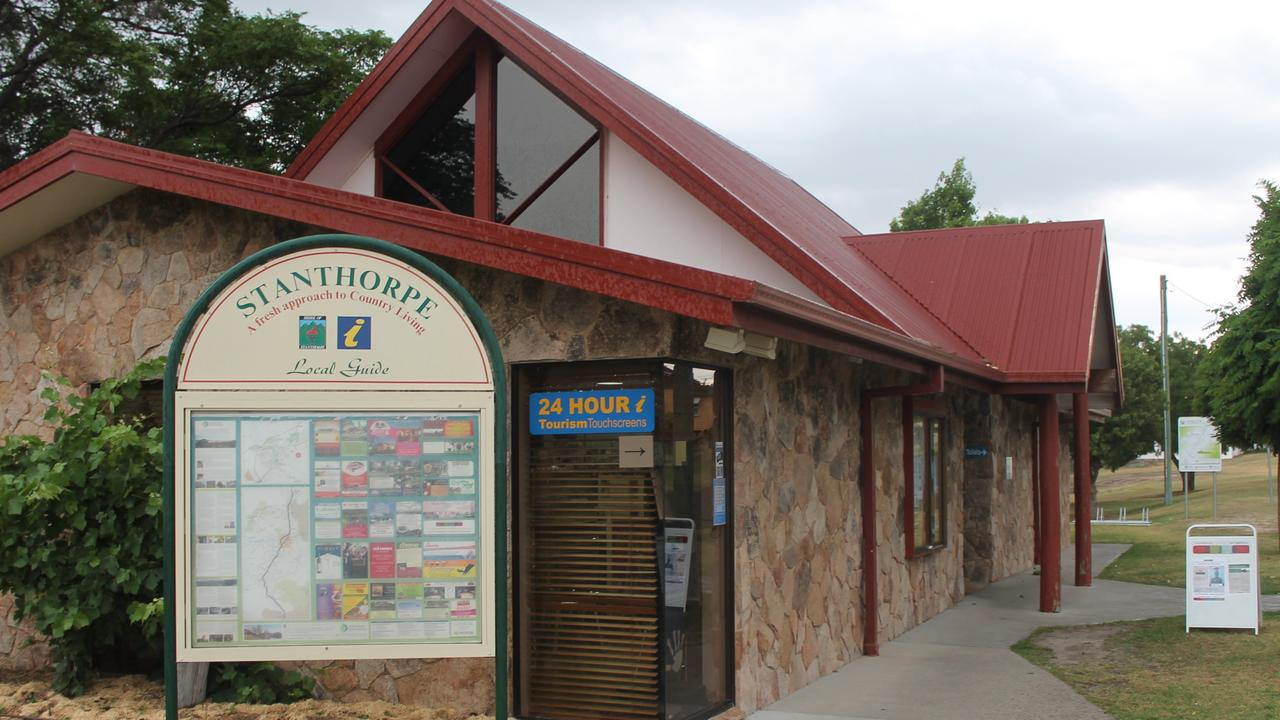 The Stanthorpe Visitor Information Centre is set to reopen.