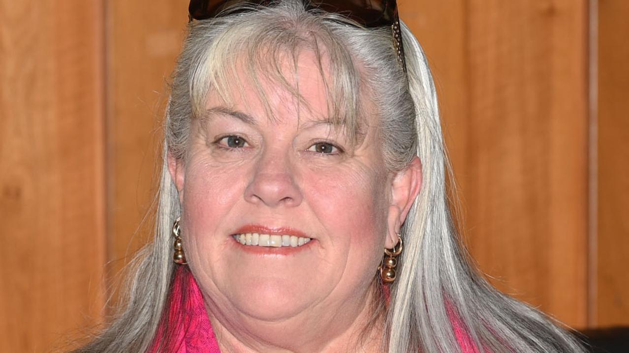 Division 2 councillor Dolly Jensen.