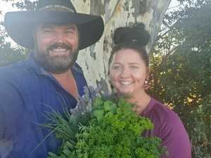 Herb farmers put a new spin on bouquets