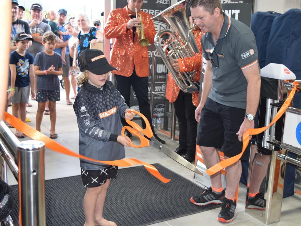 SRG has 63 retail stores across Australia which bear the Anaconda name