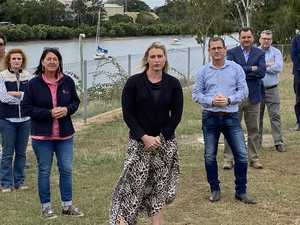 Dam dispute unites growers and MPs