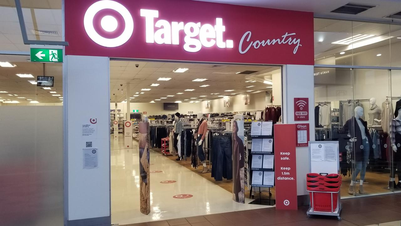 TO CLOSE: Target in Emerald will close next year.