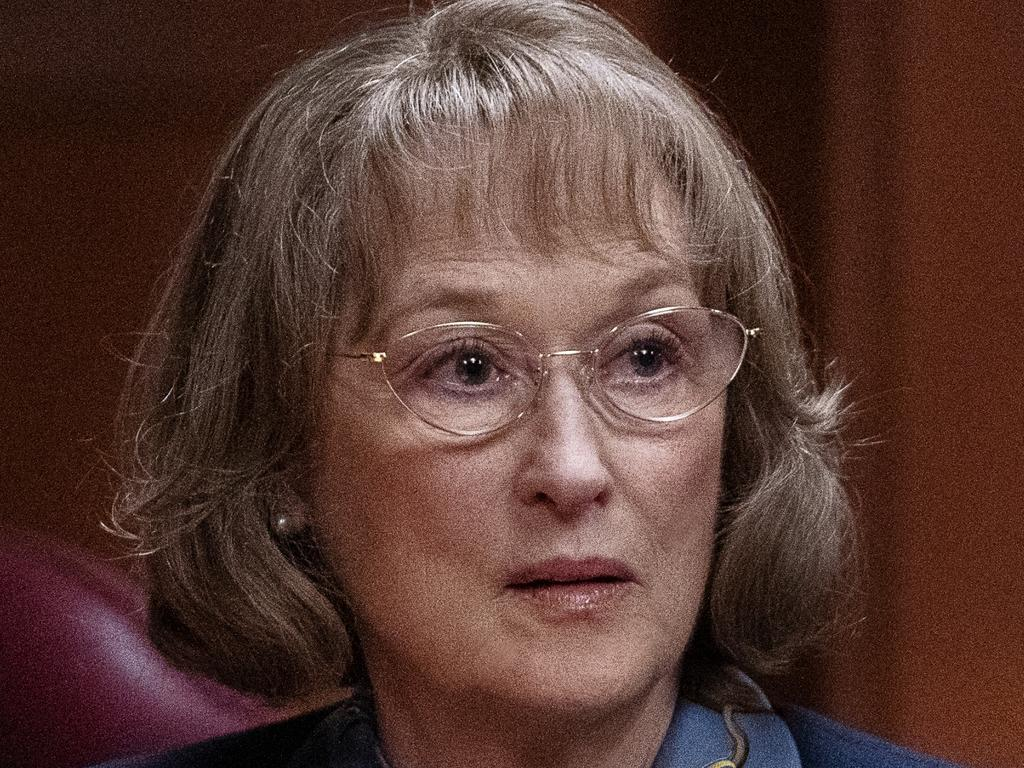 Meryl Streep in Big Little Lies. Picture: Supplied