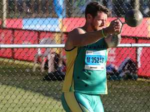 World ranked Ipswich athlete ponders a comeback