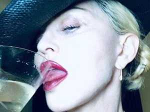 Madonna shocks fans with X-rated pic