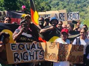 'Ambulance chaser': Bob Katter slammed over COVID-19 protest