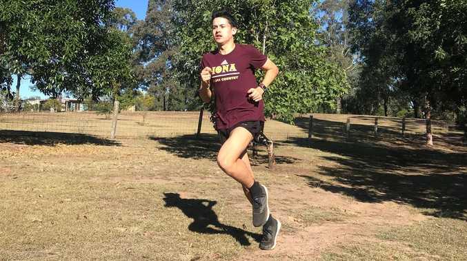 South Burnett runner escapes American virus epicentre
