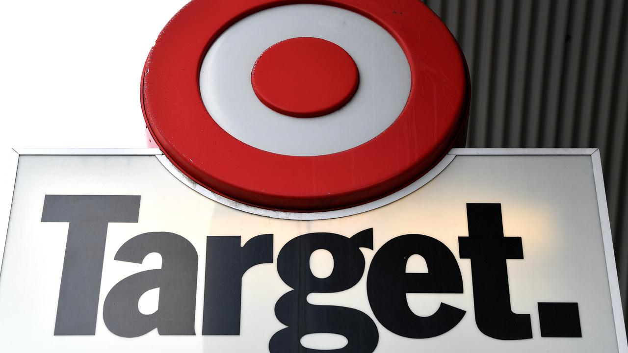 Even with more than 150 closures, there will still be 100 Target stores remaining. Will they prosper or fail? Picture: AAP.