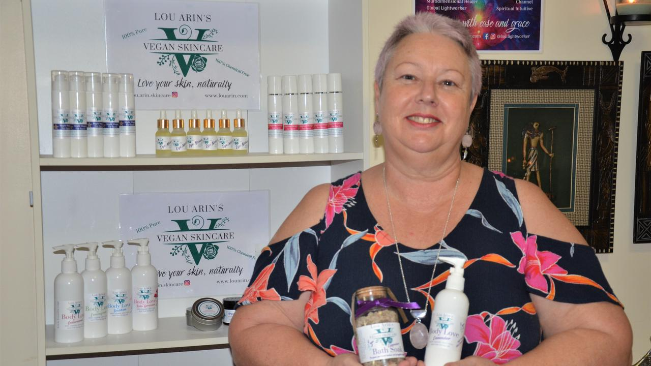 After eight years of creating her own beauty products, Louise Arin has launched an online business.