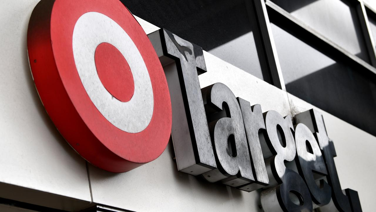 More than 150 Target and Target Country stores will be shut or converted to Kmart sites. Picture: AAP Image/David Mariuz.