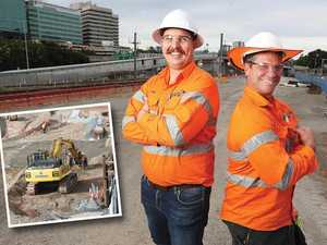 Mammoth project drives hiring spree