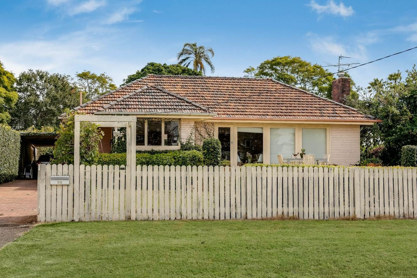 59 Tourist Rd, Rangeville, is for sale.
