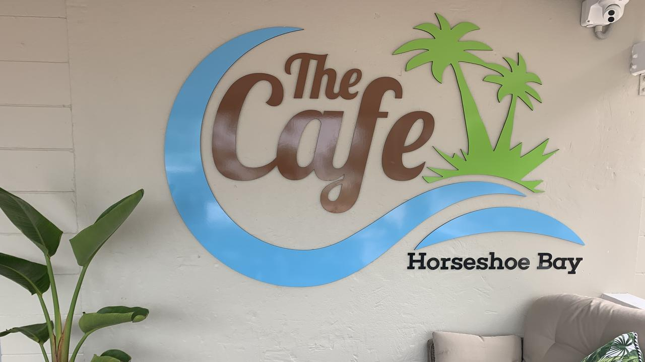 The Cafe Horseshoe Bay was only open for nine days before strict COVID-19 restrictions were put in place.