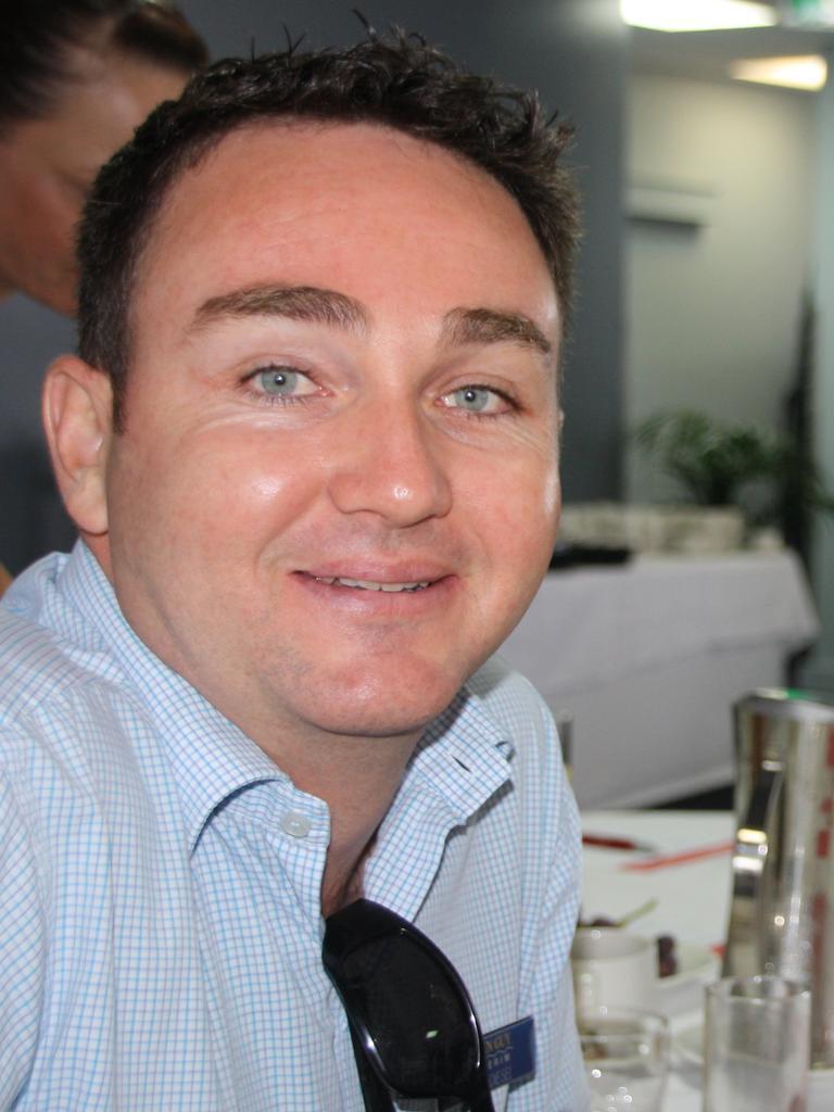 REIQ Sunshine Coast zone chairman Matt Diesel.
