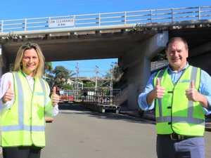 Bridging funds for Sunrise's $3.8m road fix
