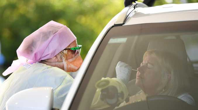 COVID FREE: Coast's only virus patient recovers