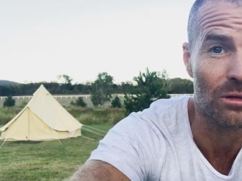 Pete Evans has been lashed by a top doctor over his latest antics. Picture: Instagram