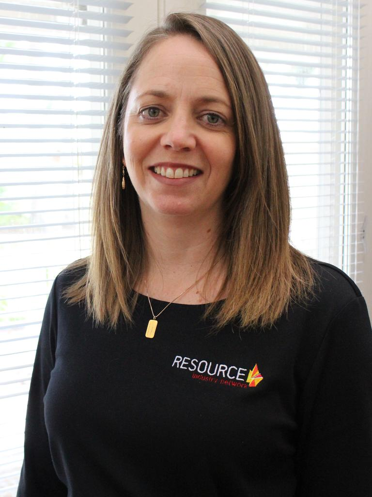 Resource Industry Network general manager Adrienne Rourke. Picture: Contributed.