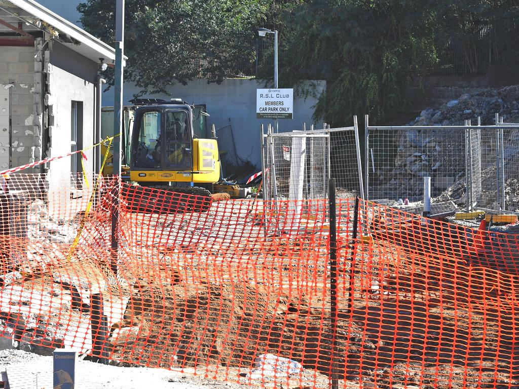 Renovations of the Gympie RSL Club