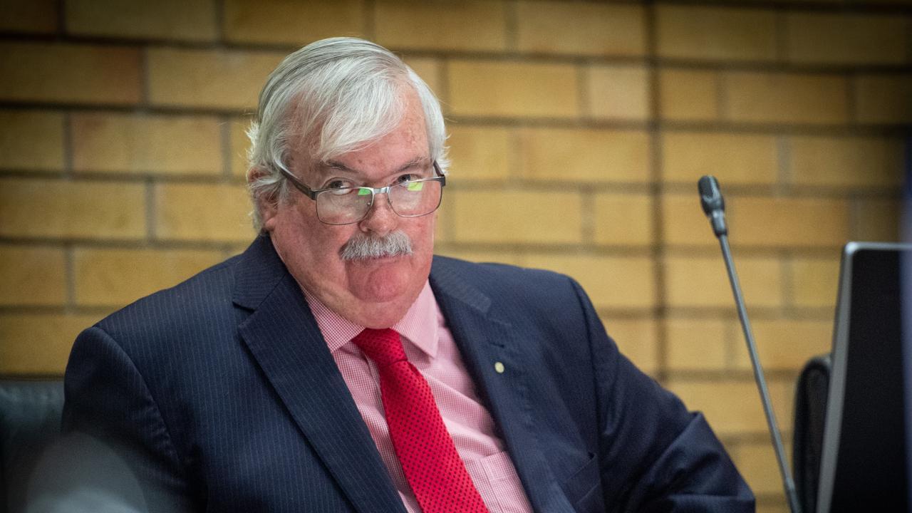 Cr Keith Rhoades.