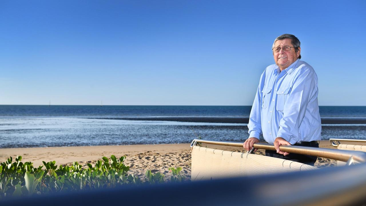 State Member for Hervey Bay Ted Sorensen to retire from politics.Photo: Alistair Brightman