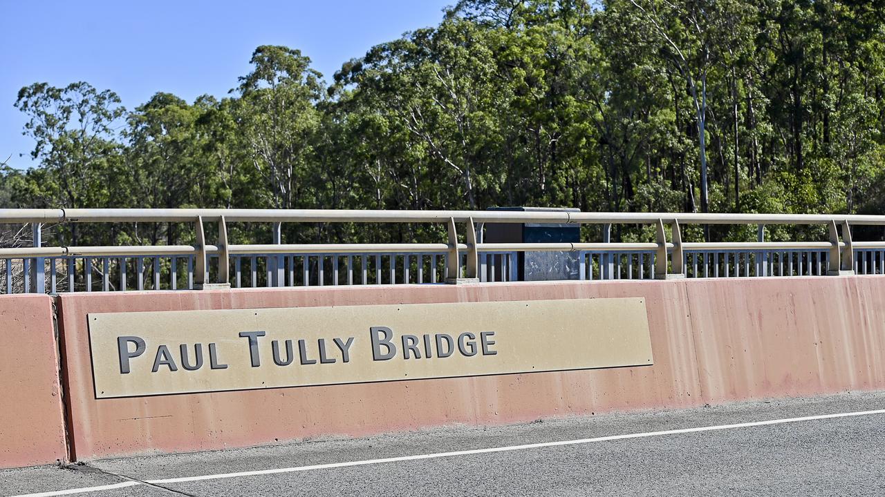 Paul Tully Bridge. Picture: Cordell Richardson